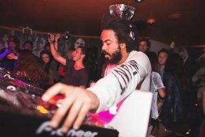 Jillionaire (MAJOR LAZER) Secret Show at El Topo Basement