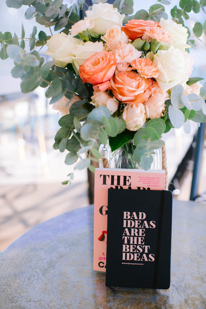 The Bad Girl's Guide To Better Book Launch